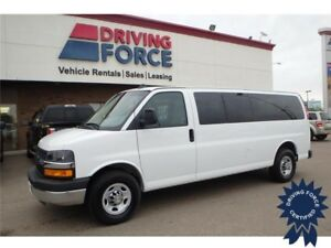 2016 Chevrolet Express 3500 - 15 Passenger - 3.42 Ratio, 6.0L V8