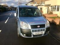 Fiat Doblo campervan motorhome dayvan, low mileage one owner.