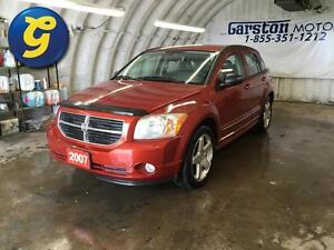 2007 Dodge Caliber R/T AWD***AS IS CONDITION AND APPEARANCE****