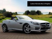 Mercedes-Benz SLK SLK250 CDI BLUEEFFICIENCY AMG SPORT (silver) 2014-05-31