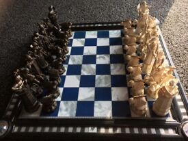 Harry Potter collectors chess set