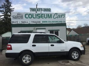 2007 Ford Expedition XLT, 4X4, LEATHER, 150KM