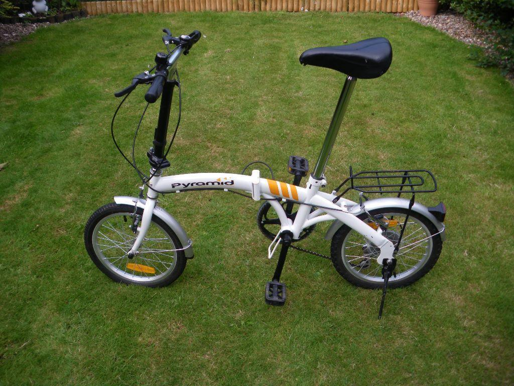 Pyramid Folding Bike In Littleover Derbyshire Gumtree