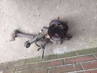 Toyota mr2 mk2 passenger hub and knuckle abs model