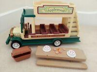 Sylvanian Woodland Double Decker Bus