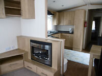 Fantastic refitted caravan for hire Scottish Borders