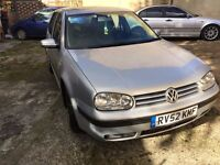 Selling Volkswagen Golf 4, year 2002, 1.6 petol