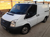 2012 FORD TRANSIT SWB AIR CON LOW MILES NO VAT