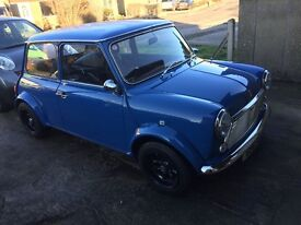 1990 Rover Mini City E 1275cc