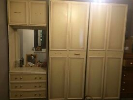 Wardrobes and dressing