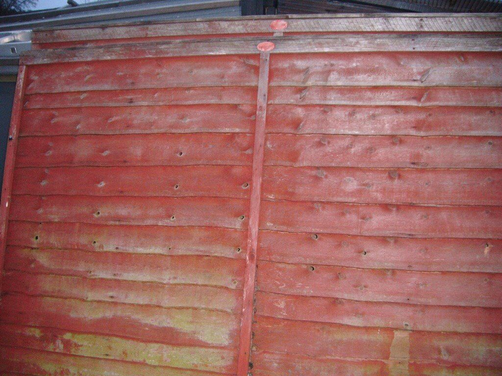 2 used fence panels 6 foot high in ipswich suffolk gumtree 2 used fence panels 6 foot high baanklon Images