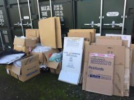 Boxes and removals packaging