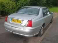 Rover 75 CDT Club 2004 04 Plate