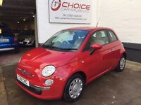 FIAT 500 1.2 POP ** SERVICE HISTORY ** 1 OWNER ** NEW MOT ** £20 YEAR TAX **