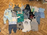 Large bundle. 6-9 months boys clothes.