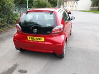 Very low milage car in excellant condition