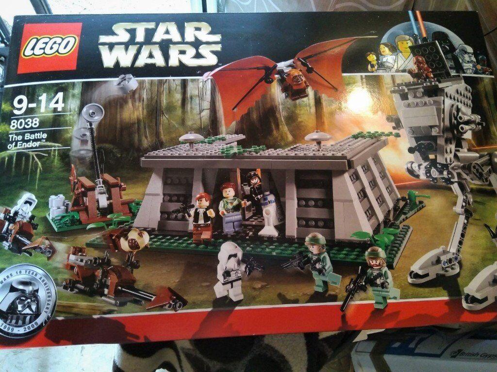 Lego Star Wars 8038 In Fareham Hampshire Gumtree