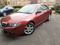 honda Accord 2.4 petrol automatic 2003