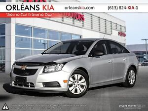 2012 Chevrolet Cruze LS POWER GROUP!!
