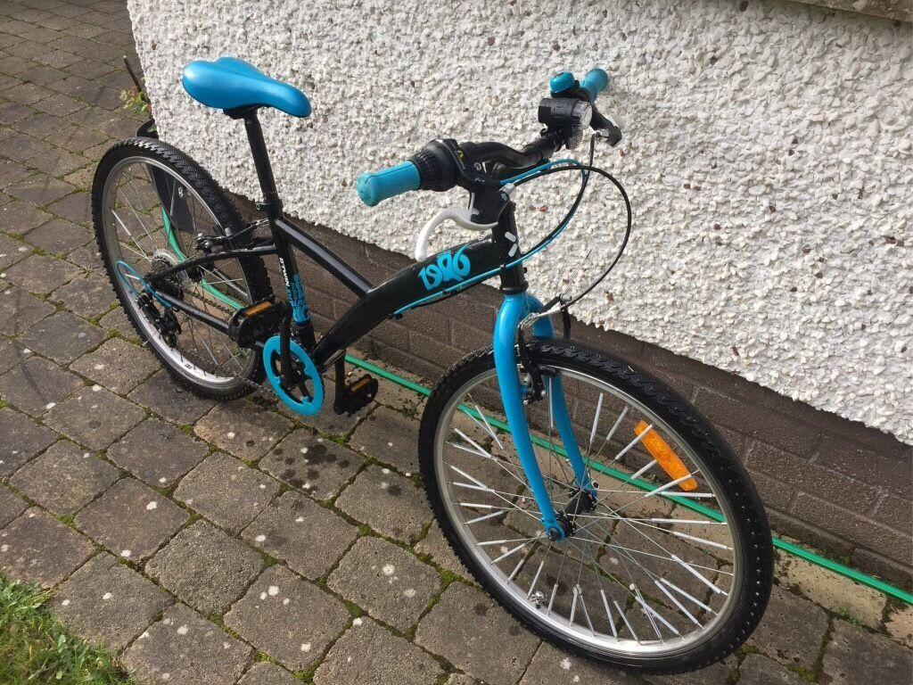 Decathlon B Twin 24 Quot Original 1986 Bike In Ballyclare