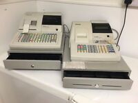JOB LOT=3= TILLS-CASH REGISTER ELECTRONIC(FOR PARTS OR FIXING)