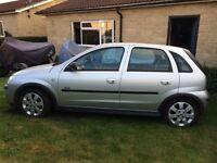 Vauxhall Corsa SXi 1.4 petrol