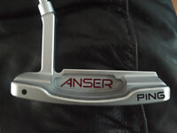 Ping Anser Milled Putter (2 rounds old)