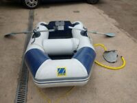 Zodiac C200 Inflatable Dinghy