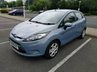 Ford Fiesta 1.4 Style + 5dr Auto Full Service History Hpi Clear