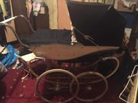Coachbuilt Wilson Pram / Wardrobes / Drawers