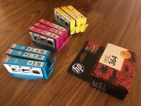 HP 364 Inkjet Cartridges