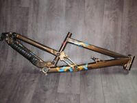 Scott voltage fr30 frame, freeride, downhill, full sus, mountain bike