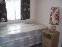 Spacious single room for a professional housemate in East Ham £97 pw