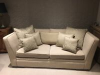 Sterling sofa, snuggler and chair
