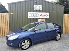 2009 FORD FOCUS 115 STYLE, 1.8 TDCI, LOW MILEAGE, FULL SERVICE HISTORY, NEW MODEL