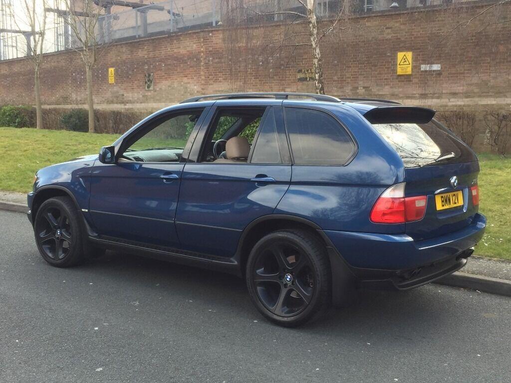 Bargain * 2004 BMW X5 4.4 i Sport Auto Petrol 5dr Estate F/BMW/S/H ...