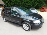 CHRYSLER GRAND VOYAGER LIMITED XS, FACELIFT, ELECTRIC DOORS/TAILGATE, PRIVACY GLASS, FULL LEATHER,