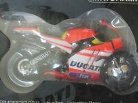 Valentino Rossi 2011 die-cast Ducati