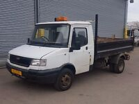 2004 LDV CONVOY TIPPER TRUCK, 3500KG, LWB, 72000 MILES, LONG MOT, GREAT WORKHORSE.