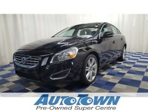 2013 Volvo S60 T5 AWD/HEATED SEATS/BLUETOOTH/PUSH START