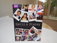 box set of gavin and stacey as new