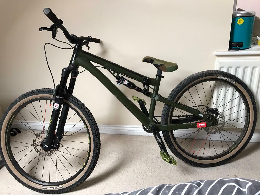 Mountain Bike Ns Bikes Soda Slope 2016jump Bike In Dorchester