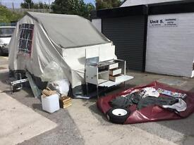 Conwy trailer tent