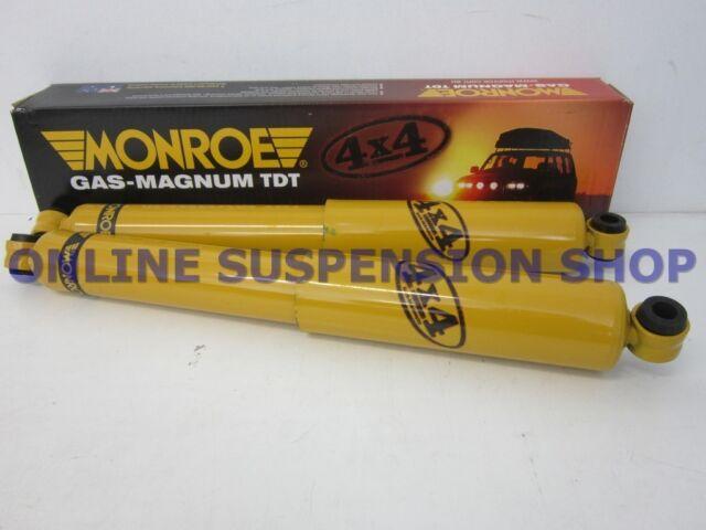 MONROE MAGNUM Rear Shock Absorbers suits Landcruiser 79 Series VDJ79 07 on Ute