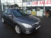 2008 08 HYUNDAI I30 2.0 PREMIUM CRDI 5D 139 BHP***GUARANTEED FINANCE***PART EX WELCOME