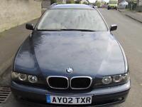 2002 BMW 525D SE TOURING