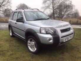 2006 LAND ROVER FREELANDER 2.0 TD4 STATION WAGON HSE 5 DOOR * FULLY LOADED*LOW MILES*SERVICE HISTORY