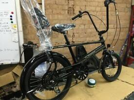 John Player Special British Racing Raleigh Chopper Limited Edition, never ridden. Includes box