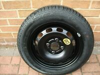 CAR TYRE CONTINENTAL 175/65/R 14 AS NEW