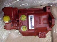 NACHI PVD-00B-12P-5AG-4886A HYDRAULIC PUMP JCB 8016 (£750 + VAT)